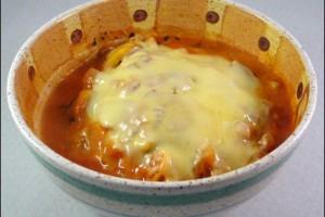 Gemuese-Tomaten-Auflauf