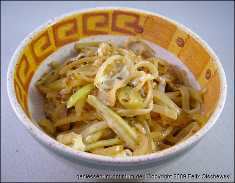 Kohlrabikraut