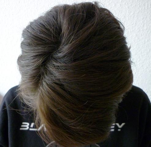 Haare 10 tage nicht waschen