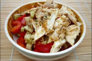Kokoshaehnchen_Salat