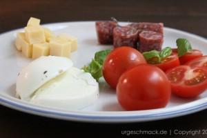 Zukunft von Urgeschmack - mit Büffelmozzarella