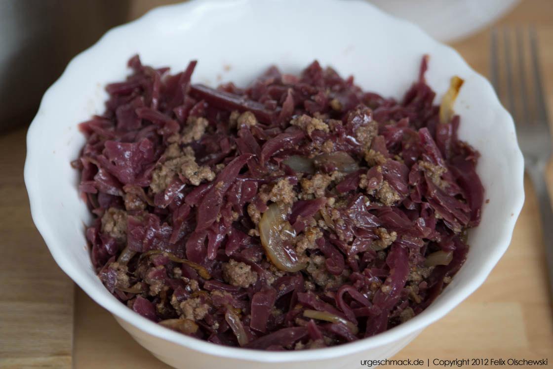 Verfärbt hackfleisch Fleisch: Vorsicht