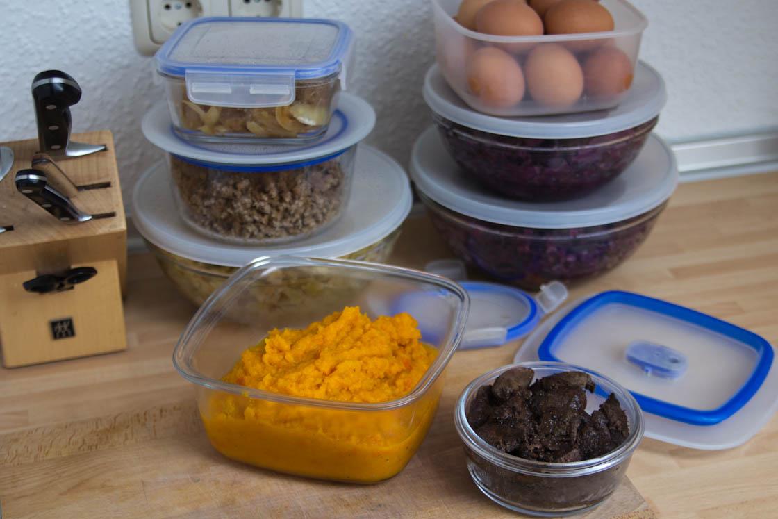 Hervorragend Lebensmittel optimal aufbewahren: Gefäße – Urgeschmack CW61