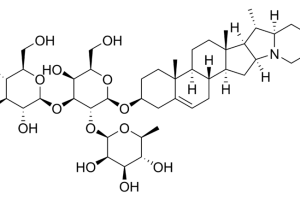 800px-Solanine_chemical_structure