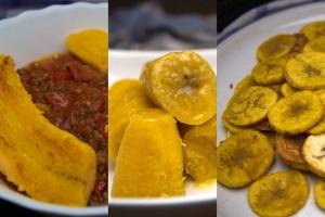 3 Rezepte für Kochbananen