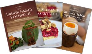 Urgeschmack-Kochbücher