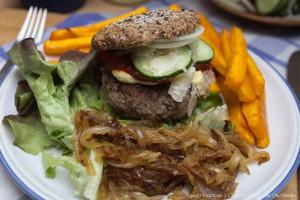 Paleo Hamburger