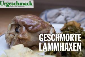 Geschmorte Lammhaxen Rezept