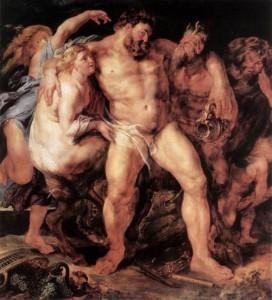 Gesund zunehmen wie ein betrunkener Herkules?