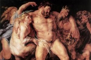Drunk Hercules