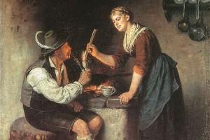 Wandel des Kochens