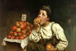 Wie kann man Kindern das Essen lehren?
