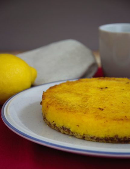 Zitronenorte Rezept
